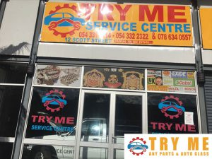 Business   Automotive   Try Me Any Parts & Auto Glass