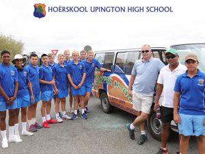 Upington Education   Hoërskool Upington