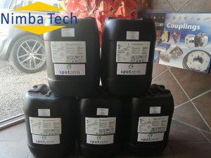 Spotzero   Nimba Tech (Pty) Ltd