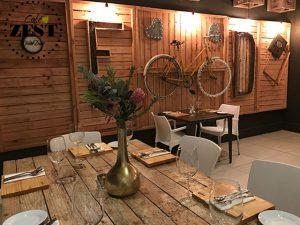 Food Court | Restaurant | Zest